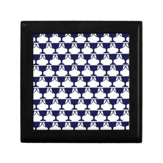 Black Victorian Lace Gift Box