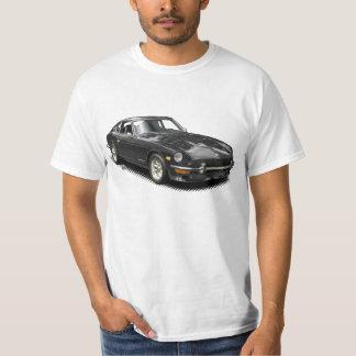 Black Vintage Classic Z-Car T-Shirt. T-Shirt