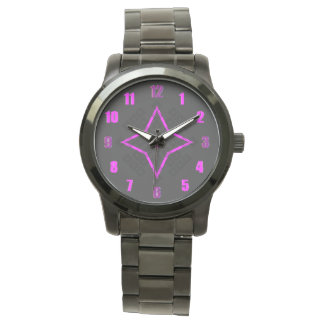 Black Violet Watch