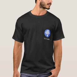 Black Vistumbler.net T-Shirt