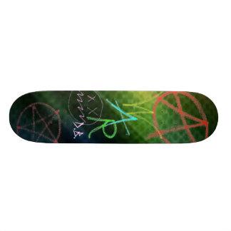 black war and peace skate decks