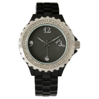 Black Watch: Biblical Reference John 3:16 Watch