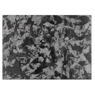 Black Watercolor on White Boards