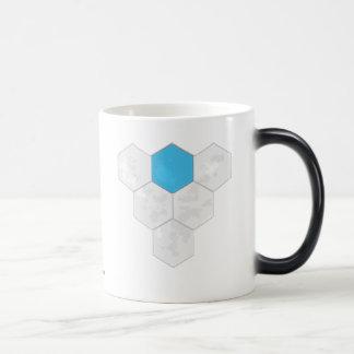 Black/White 11 oz DIVERSE Logo Morphing Mug