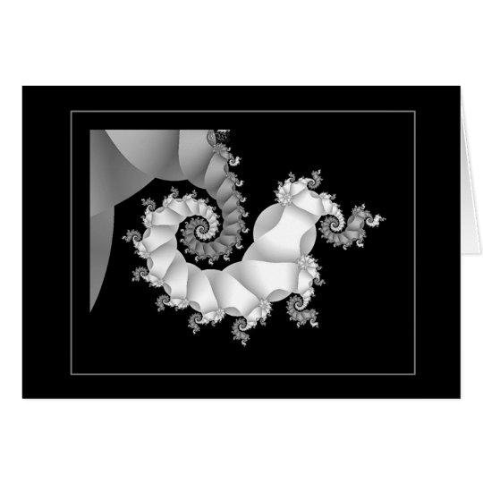 Black & White 3 (Embryonic) Card