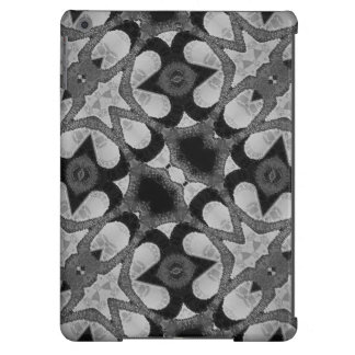 Black&White Abstract iPad Air Case