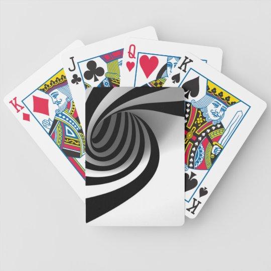 black & white art vol 2 bicycle playing cards