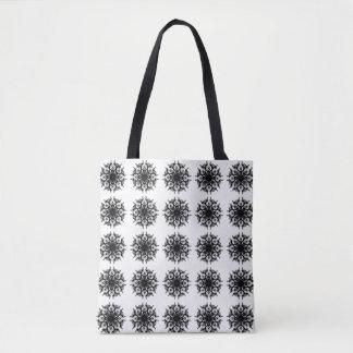 Black white bag