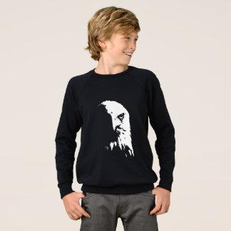Black & White Bald Eagle Sweatshirt