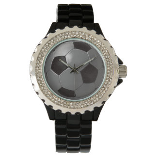 black/white ball wristwatch
