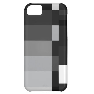 Black & White Bars iPhone 5 Case