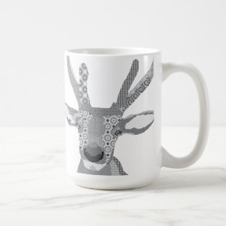 Black & White Buddy  Mug