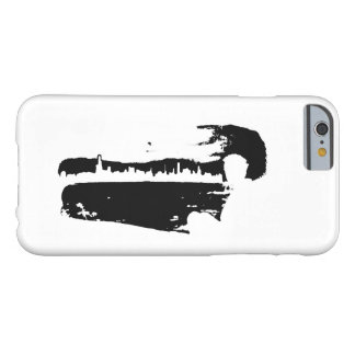 Black & White City Lookout - Phone Case
