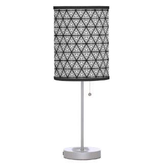 Black & white design Table Lamp Shade