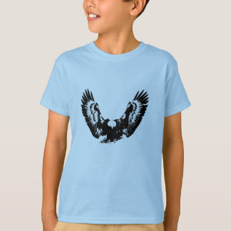 Black & White Eagle T-Shirt