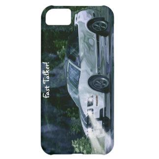 Black & White Fast Sports Car Fun iPhone 5 Case