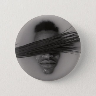 Black & White Film Portrait Button