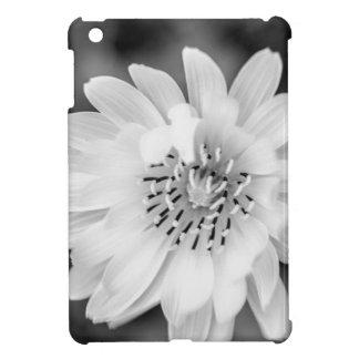 Black & White Flower iPad Mini Cases