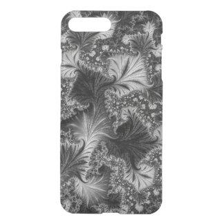 Black&White Fractal iPhone 7 Plus Case