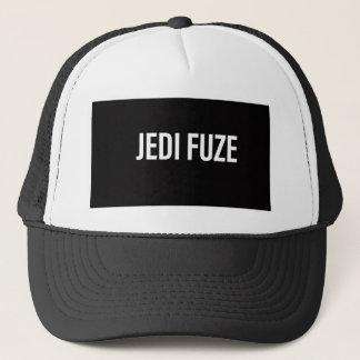 Black + White Jedi  Fuze Hat