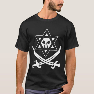 Black & White Kosher Roger T-Shirt