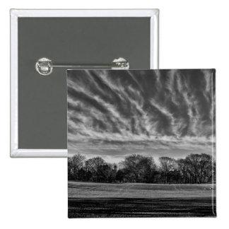 Black & White Landscape Central Park Photo Pins