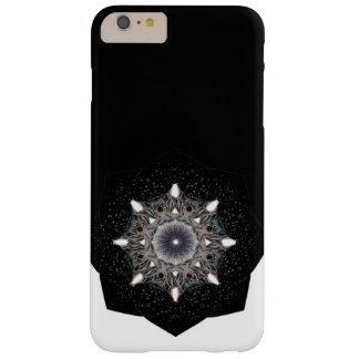 Black & white Mandala flower iPhone6 case