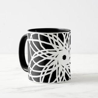Black&White Mug for a elegant coffee everyday