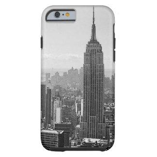 Black & White New York City Tough iPhone 6 Case