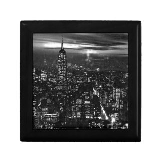 Black & White New York City Gift Box