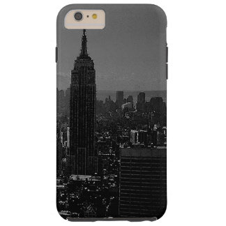 Black & White New York City Tough iPhone 6 Plus Case