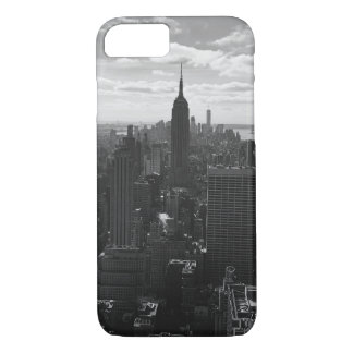 Black & White New York Empire State Case