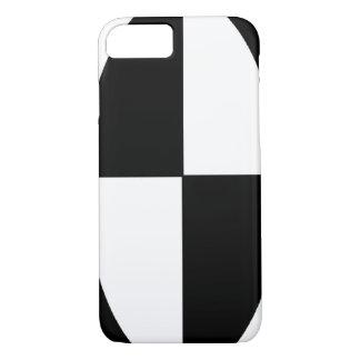 Black&White Pattern Case-Mate iPhone Case