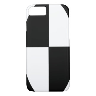 Black&White Pattern iPhone 8/7 Case