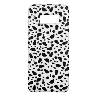 Black/White Pattern Samsung Galaxy S8, Phone Case