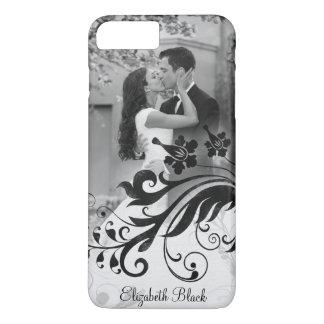 Black White Photo Template iPhone 7 Plus Case