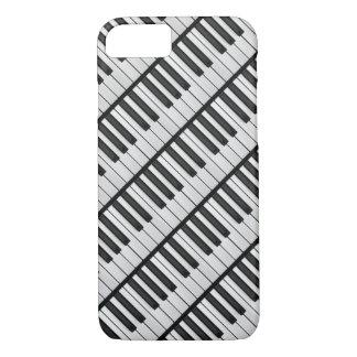 Black & White Piano Keys Case-Mate iPhone Case