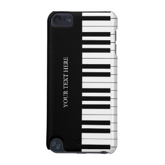 Black & White Piano Keys iPod Touch 5G Case