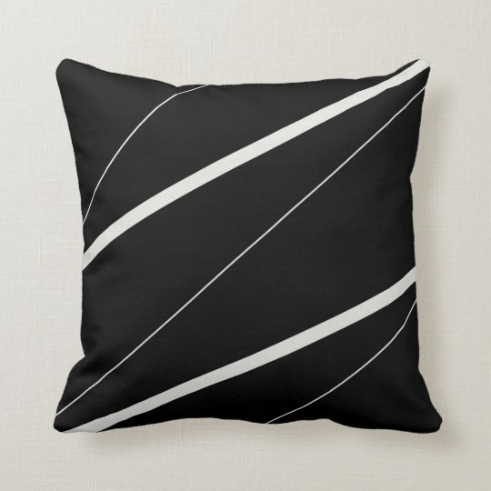 black&white pillows