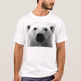 Black & White Polar Bear T-Shirt