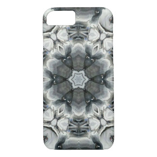 Black & White Rock Butterfly iPhone 8/7 Case