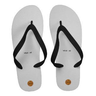 Black White Sandals