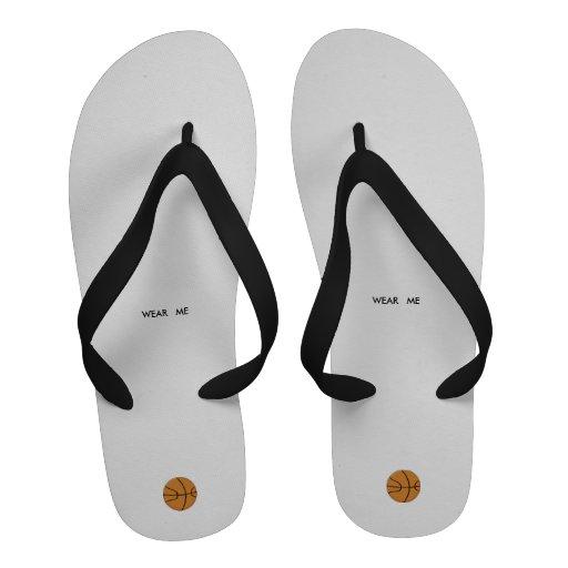 Black & White Sandals