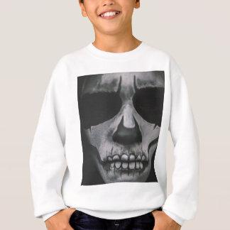 Black & White Scary Face... Sweatshirt