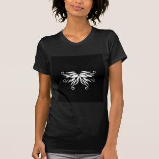 Black white Siberia Nordic ornaments T-Shirt