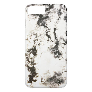 Black, White & Silver iPhone 8 Plus/7 Plus Case