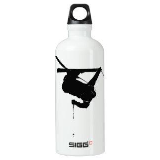 Black & White Skier