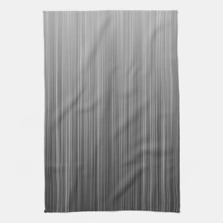 Black & White Speed Kitchen Towel