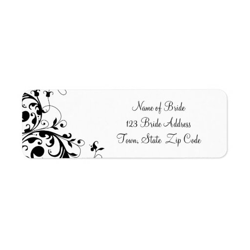 Return Labels For Wedding Invitations for nice invitations layout