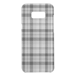 Black&white Tartan Phonecase Uncommon Samsung Galaxy S8 Plus Case